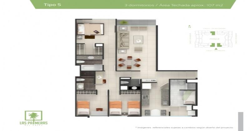 S/N Prolongación Tallanes, Piura, Piura, 3 Habitaciones Habitaciones, ,3 BathroomsBathrooms,Departamento,Venta,Prolongación Tallanes,1147