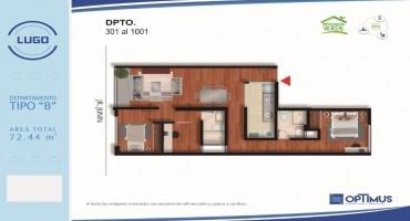 Junín 558, Magdalena del Mar, Lima, Perú, 3 Habitaciones Habitaciones, ,2 BathroomsBathrooms,Departamento,Venta,Junín,11,1226