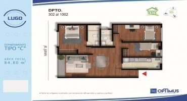 Junín 558, Magdalena del Mar, Lima, Perú, 3 Habitaciones Habitaciones, ,2 BathroomsBathrooms,Departamento,Venta,Junín,11,1227