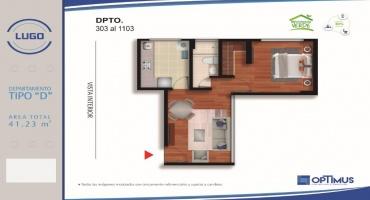 Junín 558, Magdalena del Mar, Lima, Perú, 1 Dormitorio Habitaciones, ,1 BañoBathrooms,Departamento,Venta,Junín,11,1228