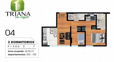 Los Chimus 111, San Miguel, Lima, Perú, 2 Habitaciones Habitaciones, ,2 BathroomsBathrooms,Departamento,Venta,Los Chimus,7,1230